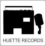HUETTE RECORDS Logo