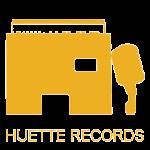 HUETTE RECORDS Colour-Logo