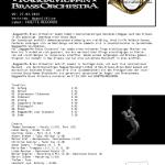 tombo - Raggamuffin Brass Orchestra - Pressetext